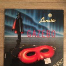 Discos de vinilo: DISCO VINILO GAZEBO LUNATIC. Lote 238327150