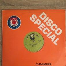 Discos de vinilo: DISCO VINILO T CHARM RYTHM IN RHAPSODY. Lote 238328380