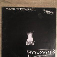Discos de vinilo: DISCO VINILO MARK STEWART HYPNOTIZED. Lote 238330265