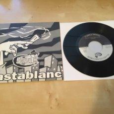"""Discos de vinilo: SKATALA - RASTABLANC - SINGLE RADIO PROMO 7"""" - AL•LELUIA 1993. Lote 238385355"""