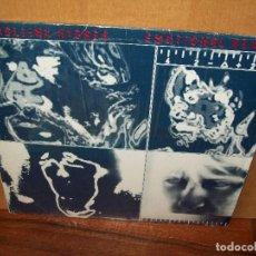 Disques de vinyle: ROLLING STONES - EMOTIONAL RESCUE - LP 1980 FABRICADO EN ESPAÑA - POSTER GRANDE RESERVADO. Lote 238409000