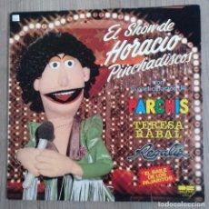 Disques de vinyle: MUSICA, DISCO VINILO LP, EL SHOW DE HORACIO PINCHADISCOS. Lote 238429490