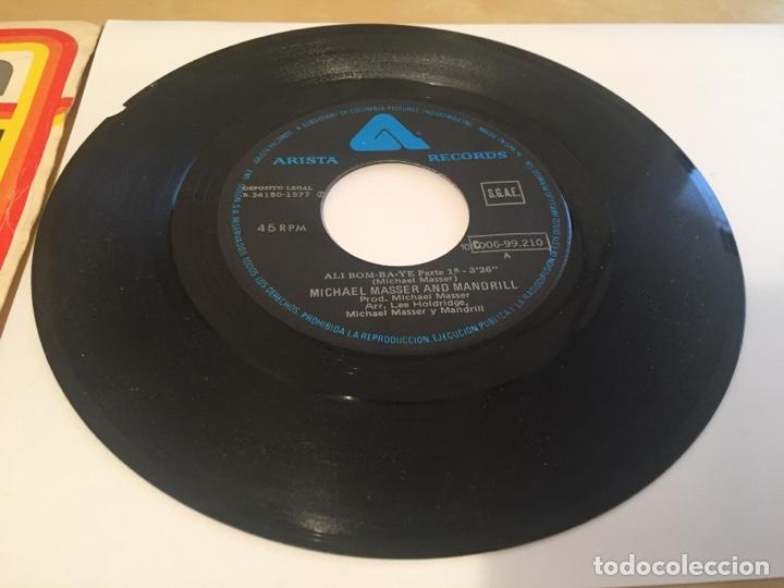 """Discos de vinilo: Michael Masser And Mandrill - Ali Bom-Ba-Ye 1977 - SINGLE RADIO 7"""" - - Foto 2 - 238493940"""