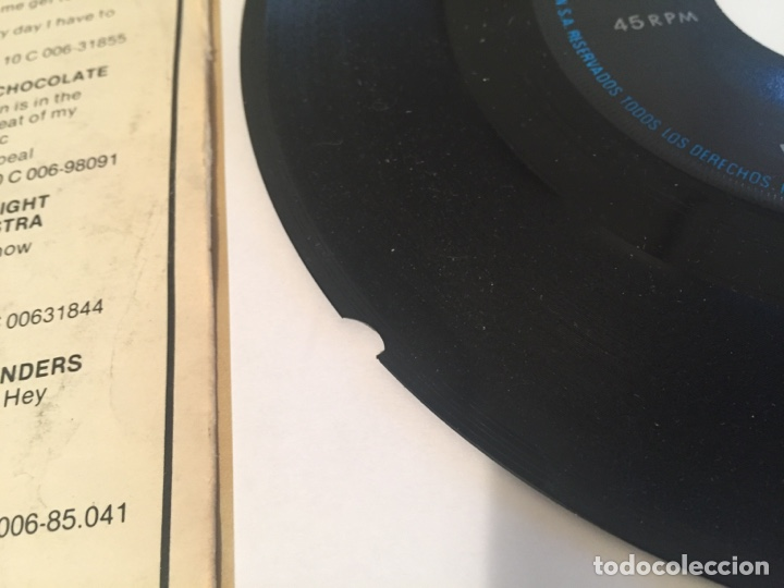 """Discos de vinilo: Michael Masser And Mandrill - Ali Bom-Ba-Ye 1977 - SINGLE RADIO 7"""" - - Foto 5 - 238493940"""