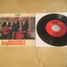 """Discos de vinilo: LOS DIASTOLE - ERES MI BOMBON + 3 TEMAS - SINGLE RADIO 7"""" - 1964. Lote 238497755"""
