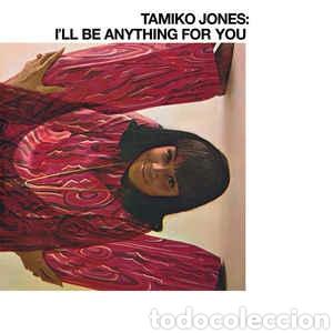 Discos de vinilo: Tamiko Jones–Ill Be Anything For You. Lp vinilo precintado. Funk soul - Foto 2 - 238500605