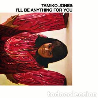 TAMIKO JONES–I'LL BE ANYTHING FOR YOU. LP VINILO PRECINTADO. FUNK SOUL (Música - Discos - LP Vinilo - Funk, Soul y Black Music)