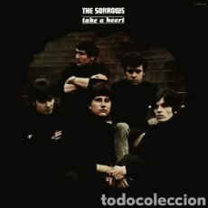 Discos de vinilo: THE SORROWS–TAKE A HEART. LP VINILO PRECINTADO. Lote 238503420