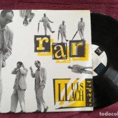 Discos de vinilo: LUIS LLACH - RAR (PICAP) LP. Lote 238512635