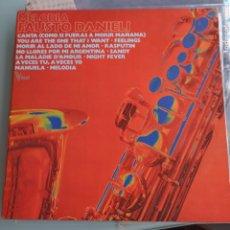 Discos de vinilo: FAUSTO DANIELI - MELODÍA (HISPAVOX - S 20.228, ESPAÑA, 1979). Lote 220166556