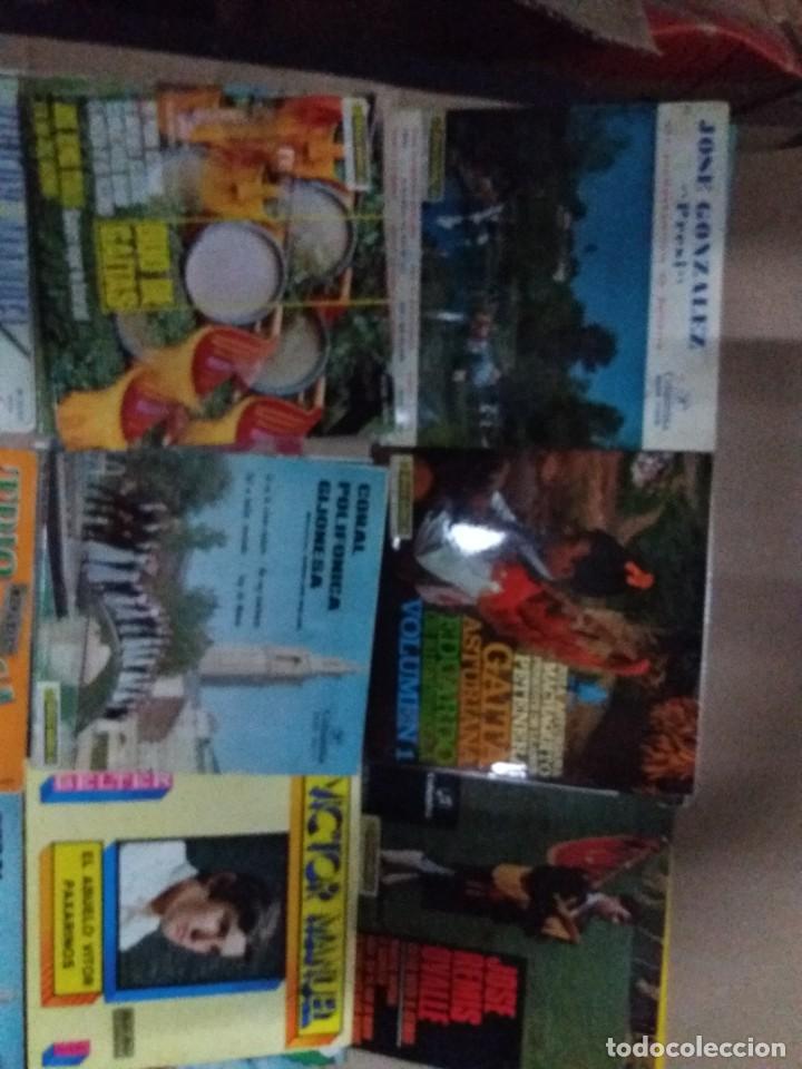 Discos de vinilo: LOTE DE SINGLES ASTURIANOS(TONADA Y GAITA) - Foto 2 - 238552655