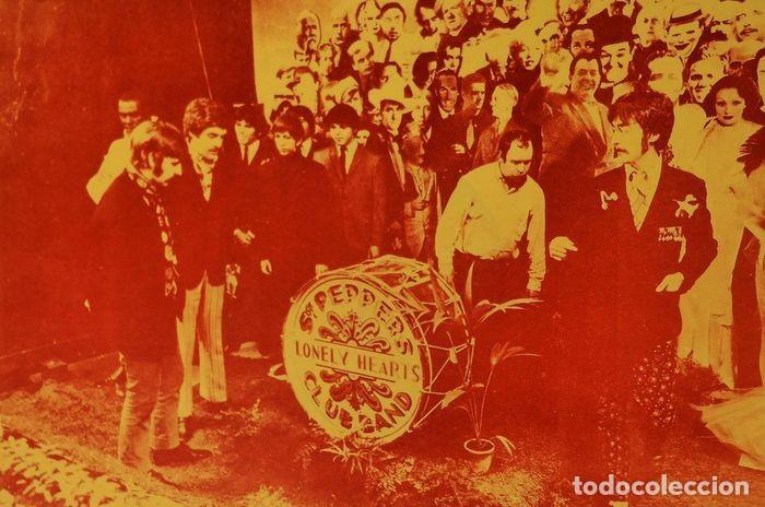 Discos de vinilo: Beatles - En el escenario en Japón The 1966 Tour Very rare Yellow Label Version - Foto 6 - 238561610