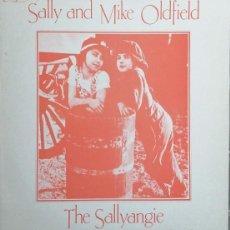 Discos de vinilo: MIKE OLDFIELD - THE SALLYANGIE - CHILDRENS OF THE SUN - LP DE VINILO EDICION ESPAÑOLA #. Lote 238574750