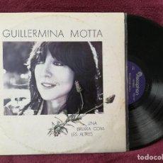 Discos de vinil: GUILLERMINA MOTTA - UNA BRUIXA COM LES ALTRES (DISCOPHON) LP. Lote 238578840