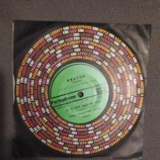 Discos de vinilo: BRUTUS:LA NENA SE PORTA MAL,SI TE DOY QUE ME DAS. ED ARGENTINA BUBBY LAVECCHIA 1972 UNICO RRARO. Lote 238582040