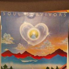 Discos de vinilo: SOUL SURVIVORS : THE PHILADELPHIA SOUND ED ESPAÑA 1975. Lote 238595725