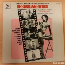 Disques de vinyle: HOME MOVIES PINO DONAGGIO VARÈSE SARABANDE 1980 COMO NUEVO!!!. Lote 238610030