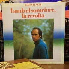 Discos de vinilo: LOTE 11 DISCOS DE LLUIS LLACH. Lote 238622465