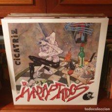 Discos de vinil: CICATRIZ / INADAPTADOS / OIHUKA 2010. Lote 238628225