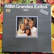 Discos de vinilo: LIQUIDACION LP EN PERFECTO ESTADO - ABBA_GRANDES EXITOS (AÑOS 1979 - 1981). Lote 238631275