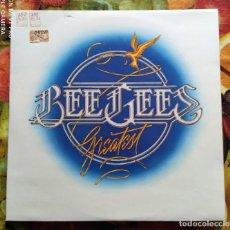 Discos de vinilo: LIQUIDACION LP EN PERFECTO ESTADO - BEEGEES_GREATEST (AÑOS 1979 - 1981). Lote 238631685