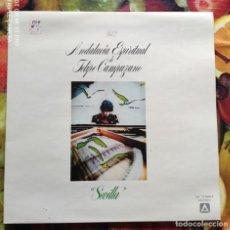 Discos de vinilo: LIQUIDACION LP EN PERFECTO ESTADO - FELIPE CAMPUZANO_SEVILLA (AÑOS 1979 - 1981). Lote 238634455