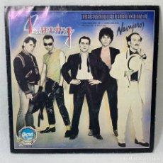 Discos de vinilo: SINGLE BURNING - NO ES EXTRAÑO QUE TÚ ESTÉS LOCA POR MÍ - ESPAÑA - AÑO 1980. Lote 238641525