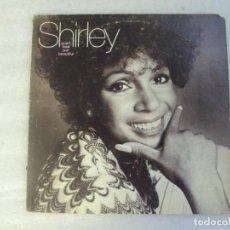 Discos de vinilo: SHIRLEY. GOOD, BAD BUT BEAUTIFUL. LP EDICION AMERICANA USA 1975 UNITED ARTISTS RECORDS. Lote 238641720