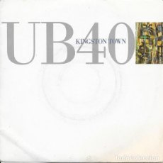 Discos de vinilo: UB40 ‎– KINGSTON TOWN. Lote 238655805