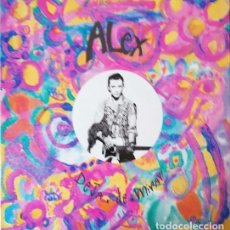 Discos de vinilo: ALEX DE A NUEZ - DEJA DE MIRAR - MAXI SINGLE DE 12 PULGADAS DE VINIILO #. Lote 238660090
