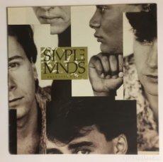 Discos de vinilo: SIMPLE MINDS. ONCE UPON A TIME. VIRGIN, 1985. Lote 238677020