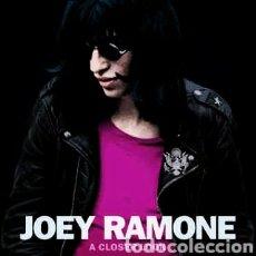 Discos de vinilo: JOEY RAMONE -A CLOSER LOOK. LP VINILO NUEVO. Lote 238679910