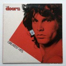 Discos de vinilo: THE DOORS – GREATEST HITS USA,1980 ELEKTRA. Lote 238685920
