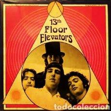 Discos de vinilo: 13TH FLOOR ELEVATORS -LIVE AT THE AVALON BALLROOM (SEPTEMBER 2, 1966) LP VINILO NUEVO. Lote 238686285