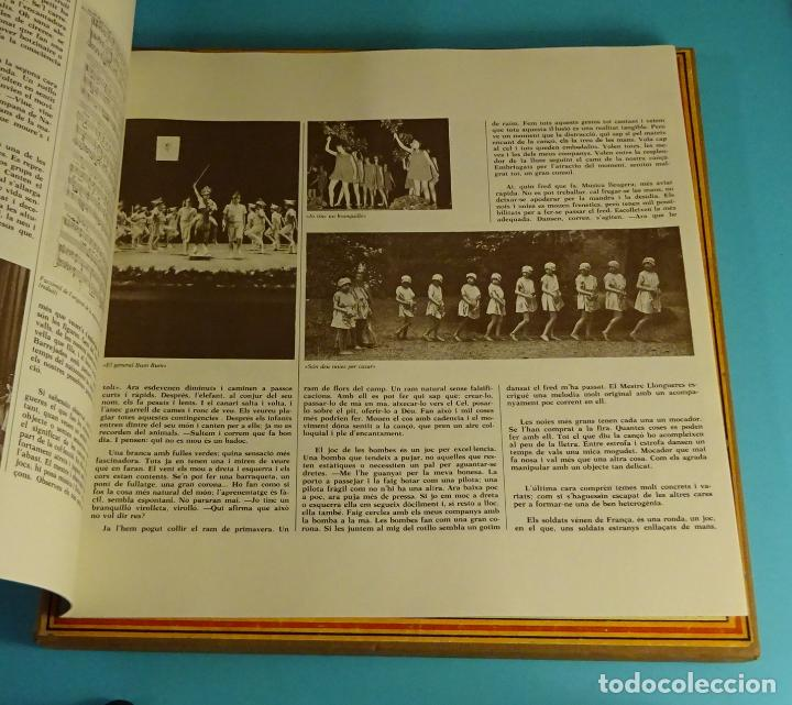 Discos de vinilo: JOAN LLONGUERES. CANÇONS I JOCS DINFANTS. LIBRETO Y DOS LPS EN CAJA - Foto 3 - 238700385