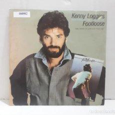 Discos de vinil: 46002 - KENNY LOGGINS - FOOTLOSE - TEMA DE LA PELICULA FOOTLOSE - 1984. Lote 238721795
