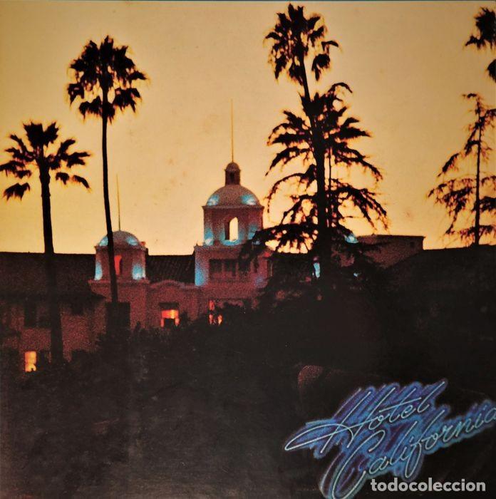 Discos de vinilo: Eagles - Hotel California / Raro y completo primer número JPN en condición de coleccionista - Foto 3 - 238739370