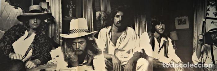 Discos de vinilo: Eagles - Hotel California / Raro y completo primer número JPN en condición de coleccionista - Foto 13 - 238739370