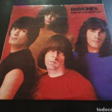 Dischi in vinile: RAMONES - END OF THE CENTURY LP. Lote 238749695