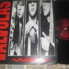 Discos de vinilo: VALVULAS. MISMO TÍTULO. LOUIE RECORDS LOUIE EL FORAGIDO 004 LP 1994 OG ESPAÑA. Lote 238754220