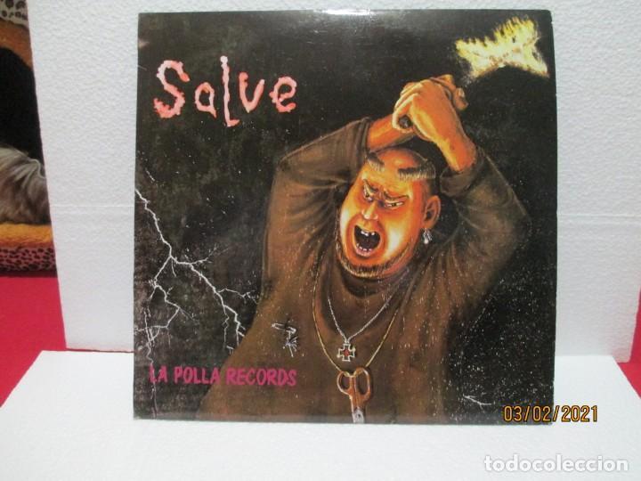 LA POLLA RECORDS – SALVE (Música - Discos - LP Vinilo - Punk - Hard Core)