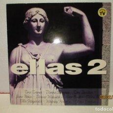 Discos de vinilo: ELLAS 2. Lote 238808445