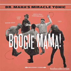 """Discos de vinilo: DR. MAHA'S MIRACLE TONIC BOOGIE MAMA! (7"""") . VINILO WESTERN SWING COUNTRY FOLK. Lote 238811110"""