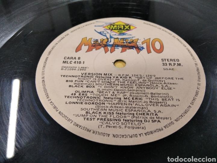 Discos de vinilo: Max Mix 10 doble Lp - Foto 9 - 238826755
