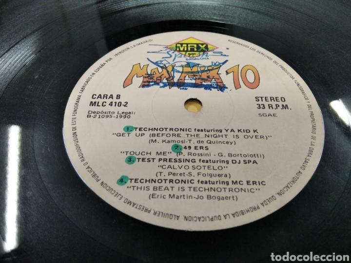 Discos de vinilo: Max Mix 10 doble Lp - Foto 13 - 238826755