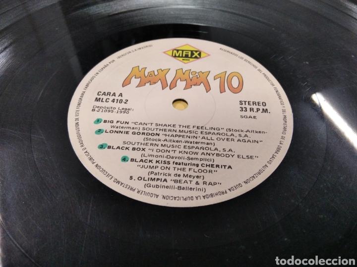 Discos de vinilo: Max Mix 10 doble Lp - Foto 15 - 238826755