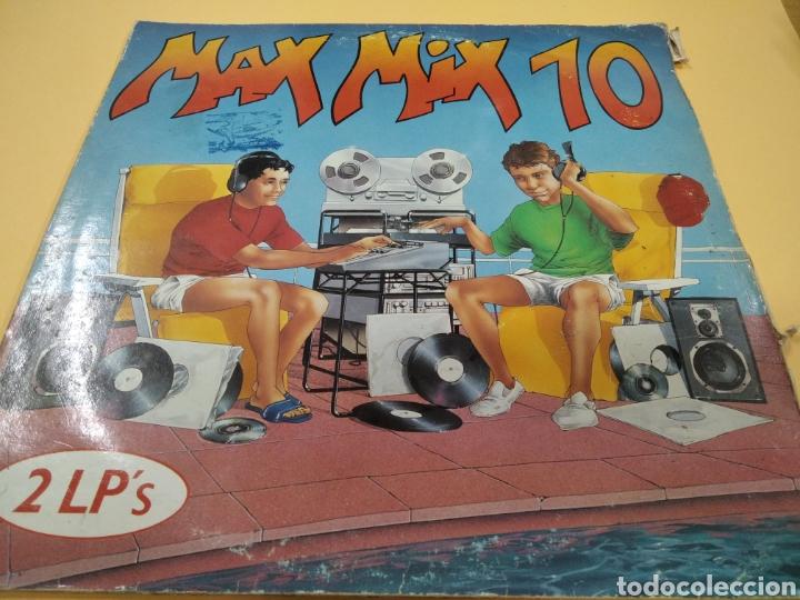 MAX MIX 10 DOBLE LP (Música - Discos - LP Vinilo - Techno, Trance y House)
