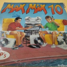 Discos de vinilo: MAX MIX 10 DOBLE LP. Lote 238826755