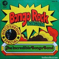Discos de vinil: THE INCREDIBLE BONGO BAND – BONGO ROCK / BONGOLIA. Lote 238828215