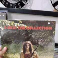 Discos de vinilo: LP DOBLE T-REX THE COLECTION 24 CANCIONES VG++ MUY NUEVO. Lote 238828540